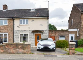 Thumbnail 2 bed semi-detached house to rent in Bowden Wood Crescent, Sheffield