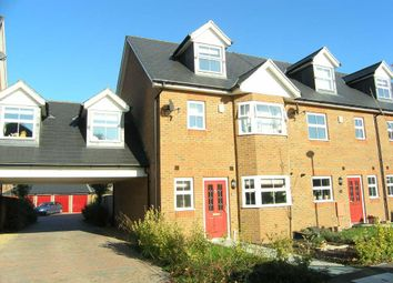 Thumbnail 4 bed end terrace house to rent in Horton Crescent, Epsom
