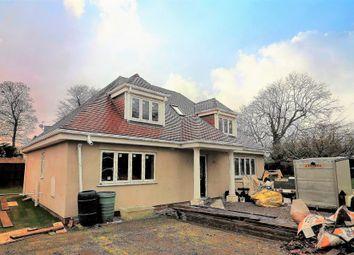 Thumbnail 3 bed detached house for sale in Earle Drve, Parkgate, Neston