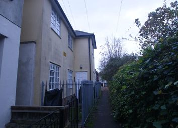 Thumbnail 1 bed flat to rent in Cinder Footpath, Broadstairs