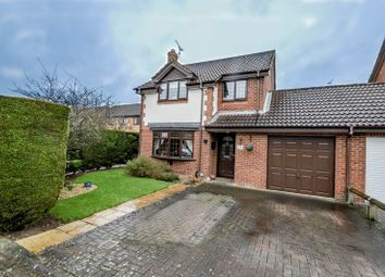 Thumbnail 3 bed detached house for sale in Radcot Close, Nine Elms, Swindon