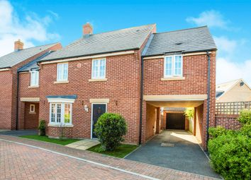 Thumbnail 4 bed link-detached house for sale in Alsop Way, St. Neots