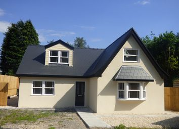 Thumbnail 4 bed detached house for sale in March Hywel, Cilfrew, Neath .