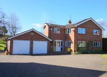 Thumbnail 4 bed detached house for sale in The Street, Capel St Mary, Ipswich