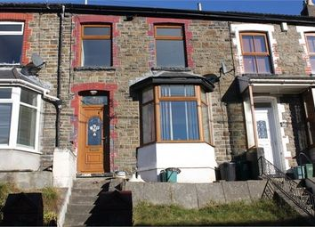 Thumbnail 3 bed terraced house for sale in Rhys Street, Trealaw, Tonypandy, Rct.