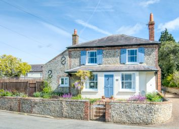 Thumbnail 5 bed detached house for sale in School Hill, Slindon, Arundel