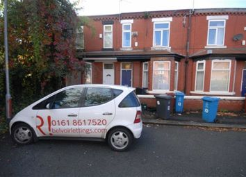 Thumbnail 1 bedroom property to rent in Fairbank Avenue, Manchester, Greater Manchester