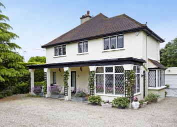 Thumbnail 5 bed detached house for sale in Longdown Lane South, Epsom