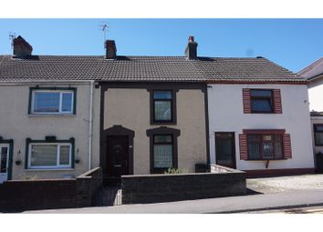 Thumbnail 2 bedroom terraced house for sale in Vardre Road, Clydach