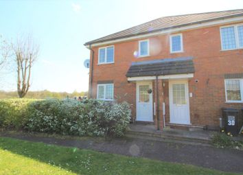 Thumbnail 2 bed terraced house for sale in Halifax Way, Welwyn Garden City