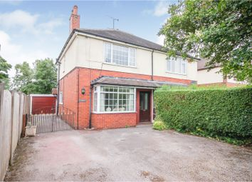 Thumbnail 2 bed semi-detached house for sale in Hilderstone Road, Stoke-On-Trent