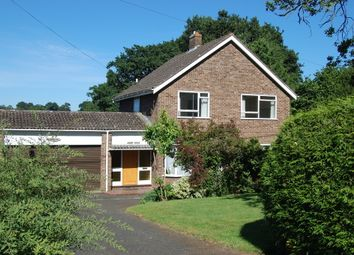 Thumbnail 3 bed detached house for sale in School Lane, Ufford, Woodbridge