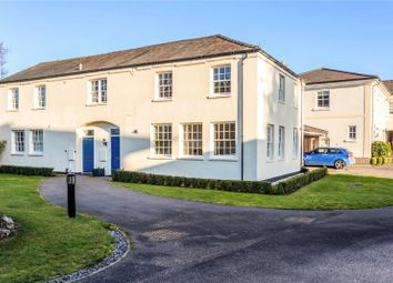 Thumbnail 3 bed flat for sale in Harefield Grove, Cheltenham, Gloucestershire