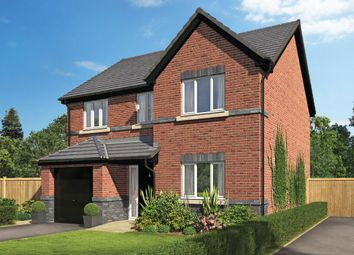Thumbnail 4 bedroom detached house for sale in Plot 49, The Lucerne, Riversleigh, Warton, Preston, Lancashire