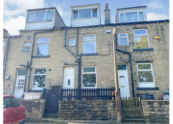 Thumbnail 3 bed terraced house for sale in Gladstone Street, Keighley