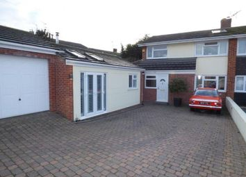 Thumbnail 4 bed semi-detached house for sale in Warwick Close, Braintree