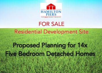Thumbnail Land for sale in Site With Planning Permission, Chelmsford