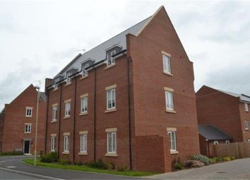 Thumbnail 2 bed flat for sale in Lasborough Drive, Tuffley, Gloucester