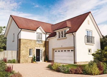 "Thumbnail 5 bedroom detached house for sale in ""The Dewar At Kilmardinny Grange"" at Milngavie Road, Bearsden, Glasgow"