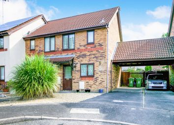 Thumbnail 2 bed semi-detached house to rent in Forest View, Pyle, Bridgend