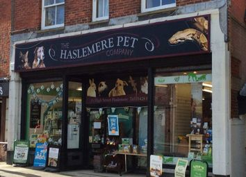 Thumbnail Retail premises for sale in 13 High Street, Haslemere