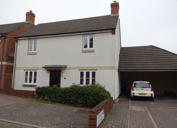 Thumbnail 3 bed detached house to rent in Dodham Crescent, Yeovil