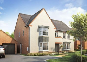 "Thumbnail 5 bed detached house for sale in ""Kemble I"" at Grove Road, Preston, Canterbury"