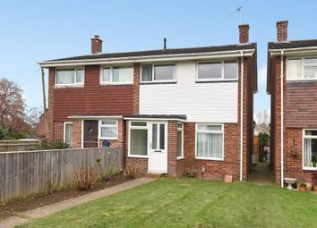 Thumbnail 3 bedroom semi-detached house to rent in Queens Avenue, Wallingford