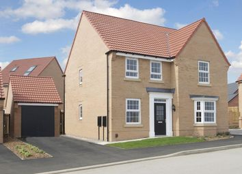 "Thumbnail 4 bed detached house for sale in ""Holden"" at Tamora Close, Heathcote, Warwick"