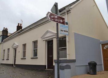 Thumbnail 2 bed cottage for sale in La Route De St. Aubin, St. Helier, Jersey