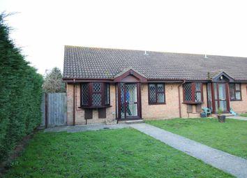 Thumbnail 2 bed bungalow for sale in Laurel Close, Hordle, Lymington