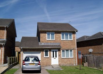 Thumbnail 3 bed detached house to rent in Ton Tylluan, Broadlands, Bridgend.