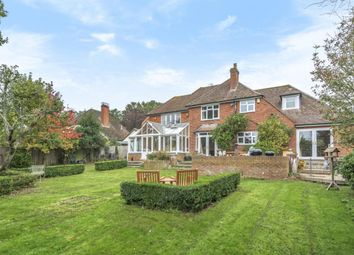 Thumbnail 4 bedroom detached house for sale in Wood Lane, Beech Hill