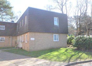Thumbnail 2 bedroom maisonette for sale in Woodlands Court, Claremont Wood, Sandhurst