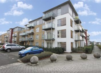 Thumbnail 1 bed flat for sale in Brecon Lodge, West Drayton