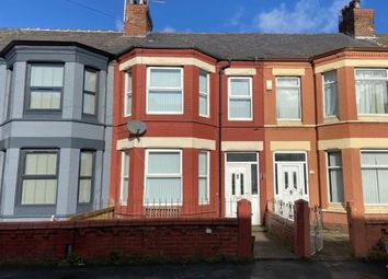 Thumbnail 4 bed terraced house for sale in Harrowby Road, Seaforth, Liverpool