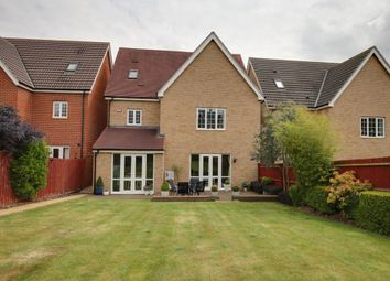 Thumbnail 5 bed detached house for sale in Walson Way, Stansted