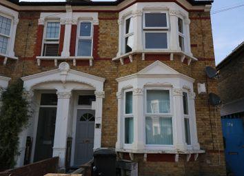 Thumbnail 3 bedroom maisonette to rent in Felday Road, London