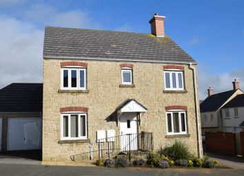 Thumbnail 4 bed detached house for sale in Hawkins Way, Helston