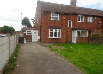 Thumbnail 3 bedroom property to rent in Sandland Road, Willenhall