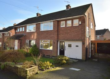 Thumbnail 3 bed semi-detached house for sale in Chadfield Road, Duffield, Belper