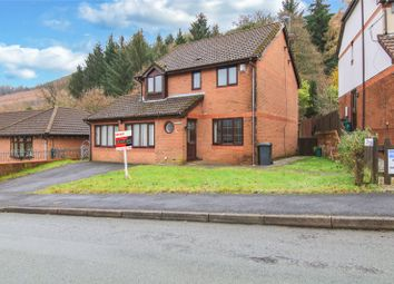 Thumbnail 4 bed detached house for sale in Forest View, Mountain Ash, Mid Glamorgan