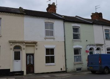 Thumbnail 2 bedroom terraced house to rent in Bailiff Street, The Mounts, Northampton