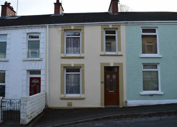 Thumbnail 3 bed terraced house for sale in Kimberley Road, Swansea