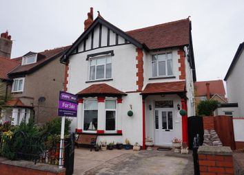 Thumbnail 5 bed detached house for sale in Rosebery Avenue, Llandudno