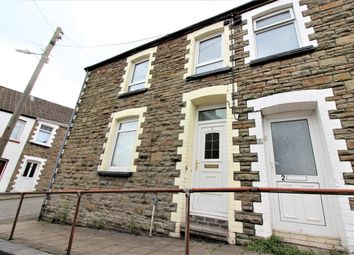 Thumbnail 3 bed end terrace house to rent in Panteg Terrace, Newbridge, Newport