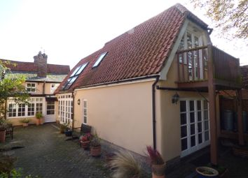 Thumbnail 1 bedroom detached house to rent in North Street, Burwell, Cambridge