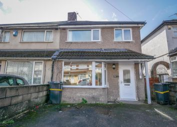3 bed semi-detached house for sale in Novers Park Road, Knowle, Bristol BS4