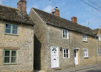 Thumbnail 2 bed property for sale in The Butts, Poulton, Cirencester
