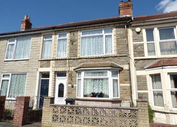 Thumbnail 3 bed terraced house for sale in Kimberley Road, Kingswood, Bristol
